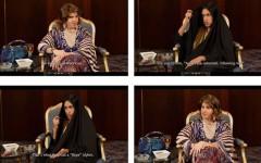 Fatima Al Qadiri - Stills from Mendeel Um A7mad (NxIxSxM)